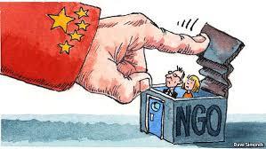 NGOs and China