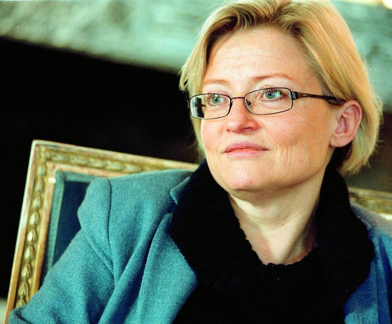 Anna Lindh, pro Euro MP, murdered four days before the Swedish referendum in 2003