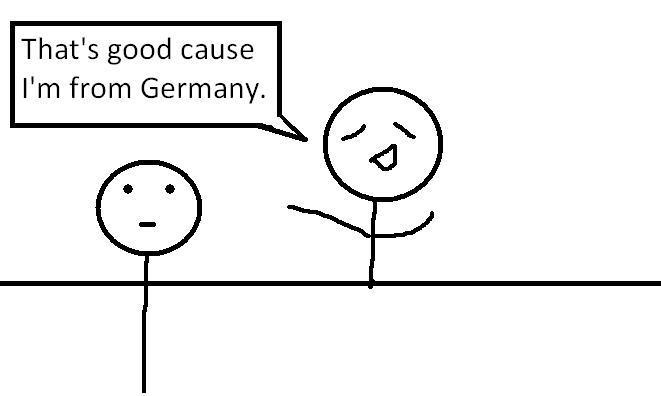 German's logic