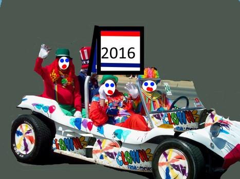 electoral circus 2016