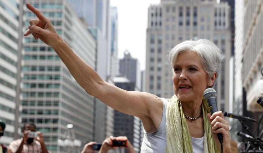 Jill Stein DNC