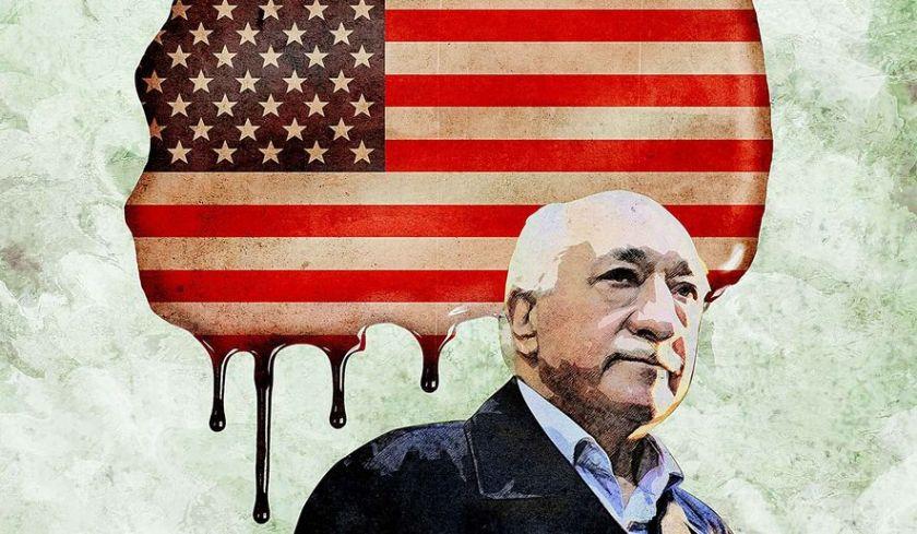 Gulen US flag