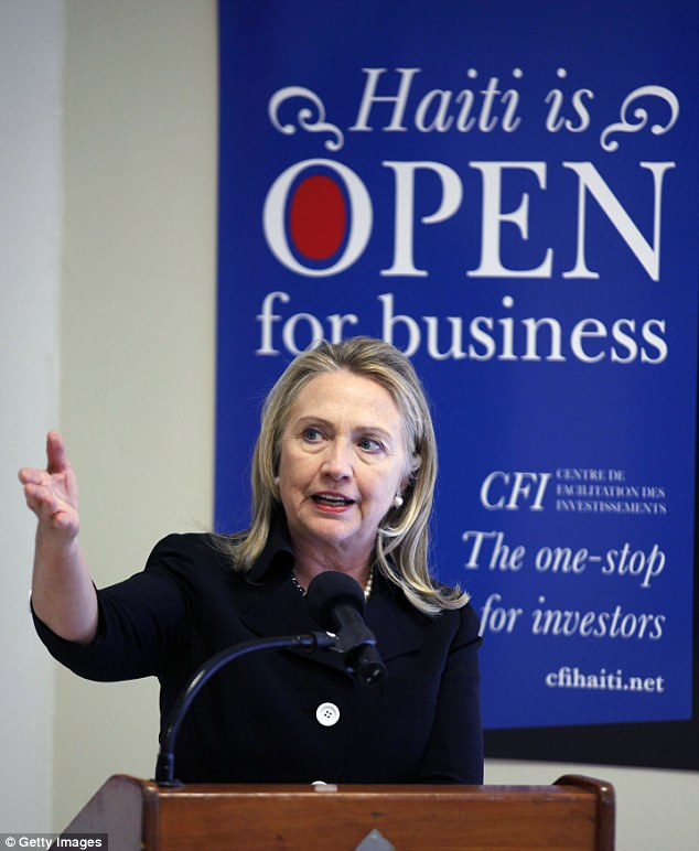 Haiti is open for business