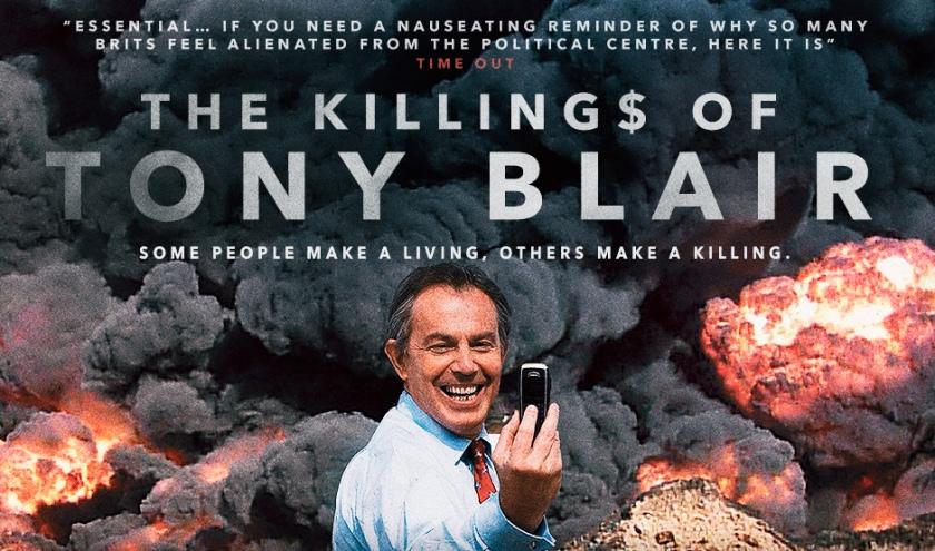killings of tony blair