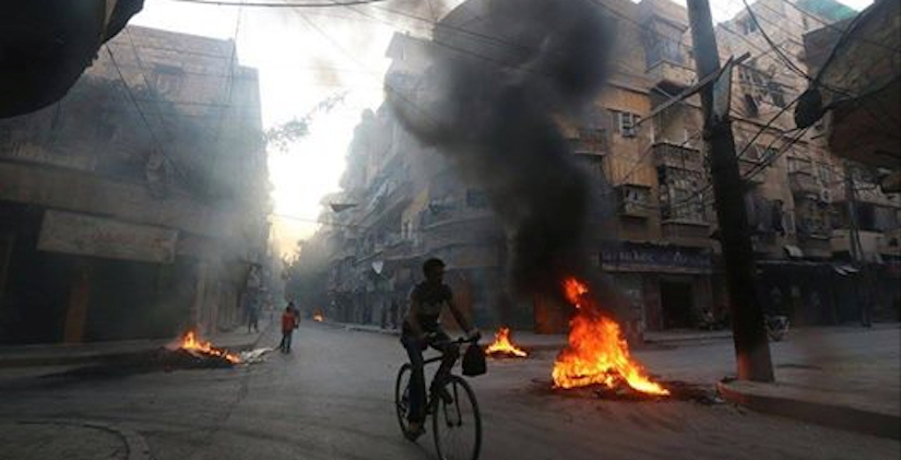 aleppoprotests1