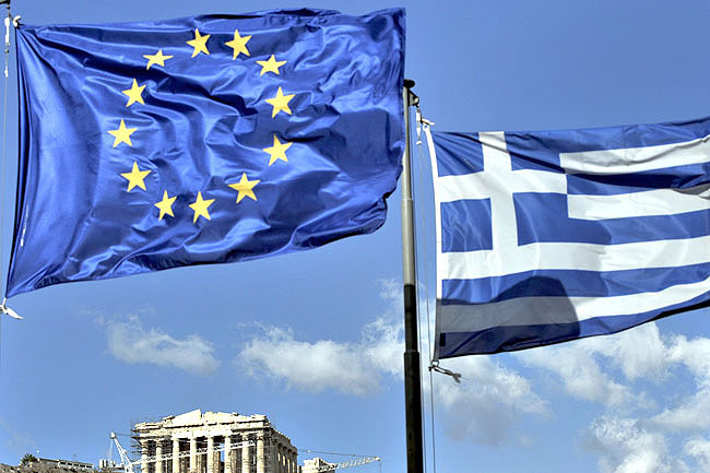 GREECE-EUROZONE-FINANCE-ECONOMY
