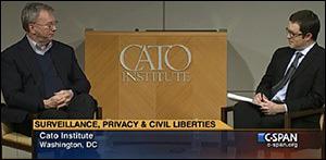 craig-timberg-washington-post-reporter-interviews-googles-eric-schmidt-at-the-cato-institute
