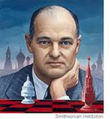 George Kennan – Kremlinologist of note, and Wise Man of U.S. Cold War foreign policy.