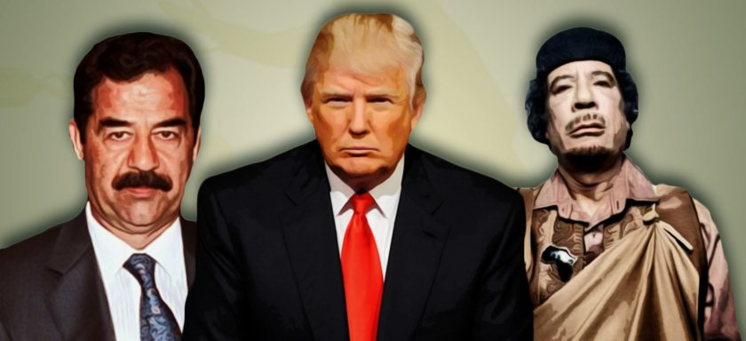 hussein_trump_gaddafi