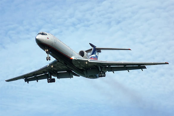 Tu-154 crashed as a result of NATO's covert operation?