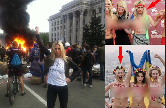 femen-at-odessa-massacre