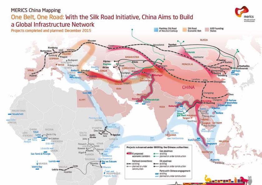 Image result for Chinese owned Landbridge's global expansion