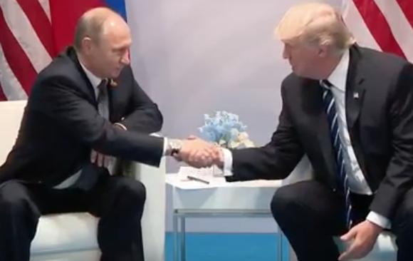 The Syrian Test of Trump-Putin Accord