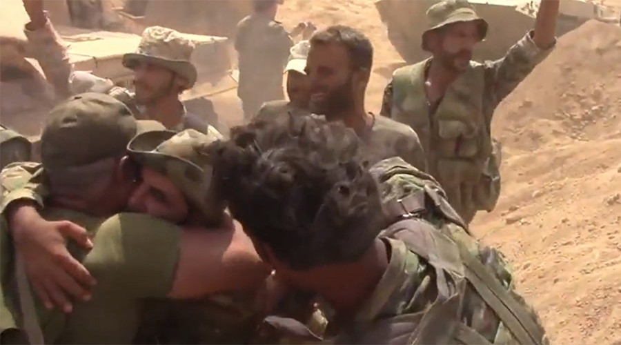 "Syria: Breaking the ISIS siege of Deir ez-Zor was ""a historic day"""