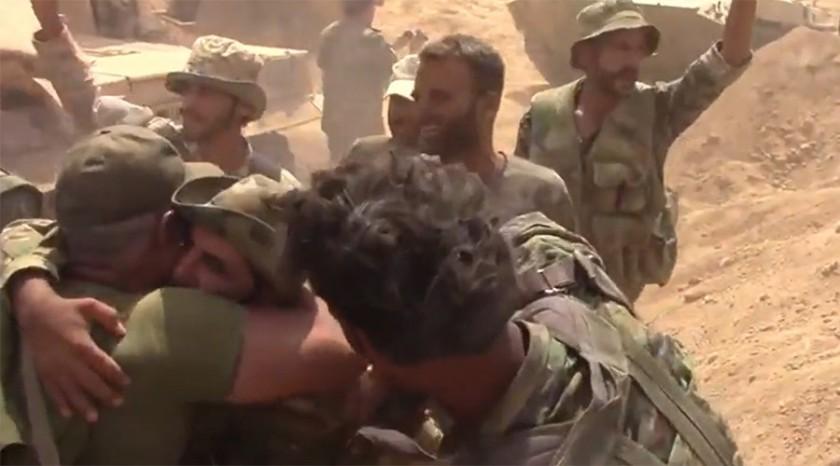 SyrianSoldiersVictory