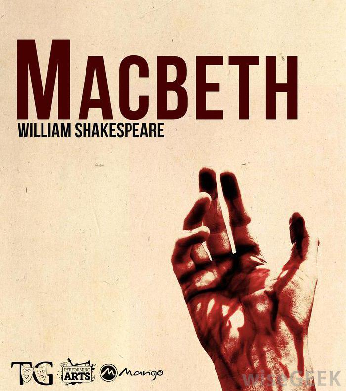 macbeth controlling idea