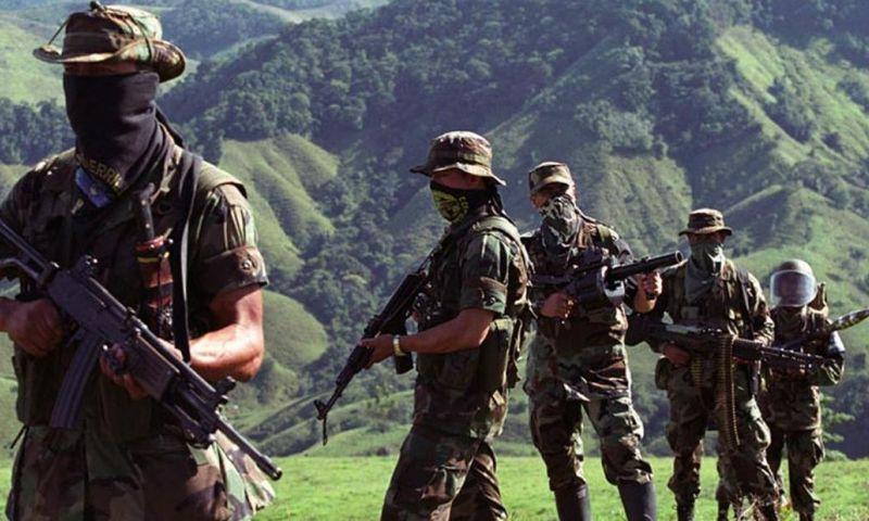 Неолиберальный террор в Колумбии.