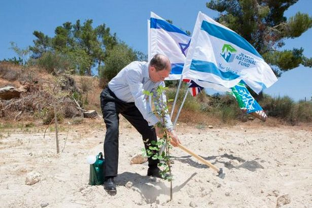 MP-James-Arbuthnot-in-Israel