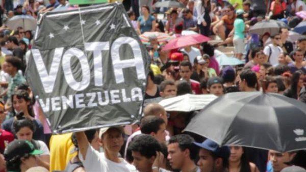 Vota Venezuela