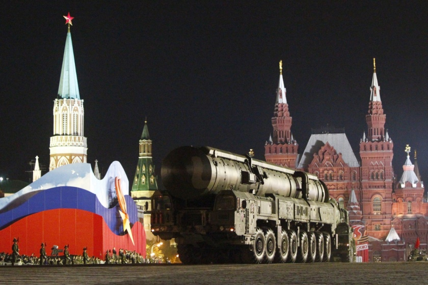 RussianMissileKremlin