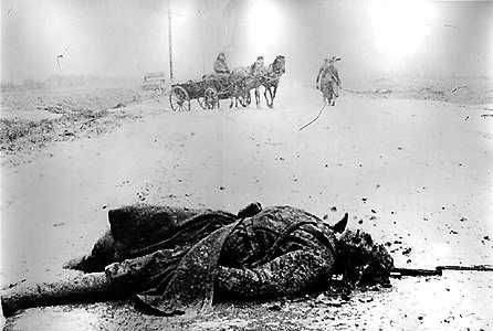 DMITRI BALTERMANTS Road of War, 1941