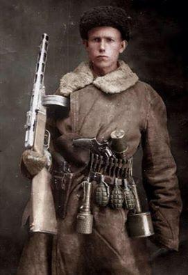 Soviet soldier 2