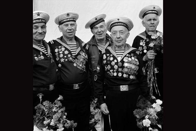 Soviet veterans